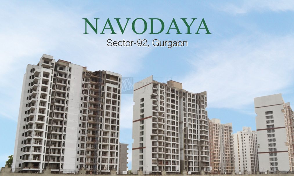 Raheja_NAVODAYA_Project_Front_View_-_Sector-92,_New_Gurgaon