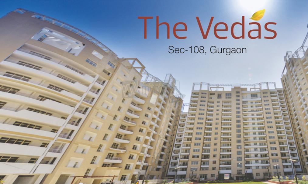 Raheja_THE_VEDAS_Front_View_-_Sector-108,_Dwarka_Expressway-NPR