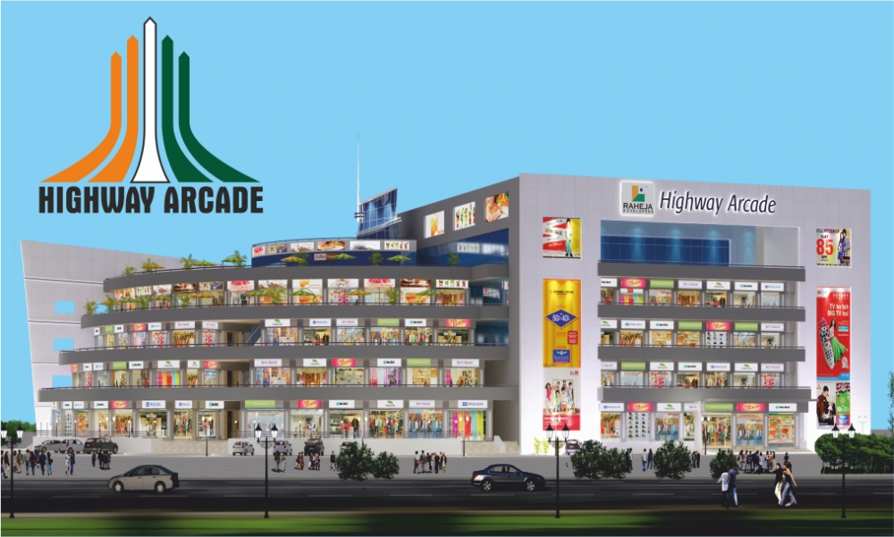 Raheja_HIGHWAY_ARCADE_Front_View_3