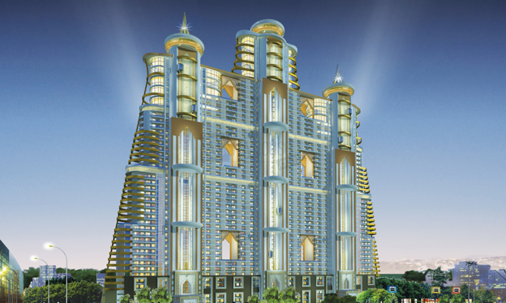 Raheja_REVANTA_Project_Front_View